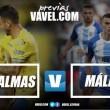 Previa UD Las Palmas- Málaga CF: duelo de titanes por todo lo alto