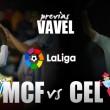 Málaga - Celta: a poner la cuarta para arrancar el año con ritmo