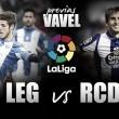 Previa CD Leganés - RC Deportivo: otra final para evitar el descenso