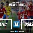 Previa Nàstic de Tarragona - Osasuna: ¿Llegará la victoria?