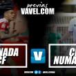 Previa Granada CF - CD Numancia: Domingo de Resurrección