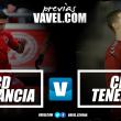 Previa CD Numancia - CD Tenerife: El Tenerife quiere alargar su buen momento