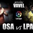 Previa Osasuna – Las Palmas: El Sadar también juega