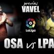 Previa Osasuna - Las Palmas: dos estilos diferentes, dos situaciones distintas, una misma necesidad: vencer