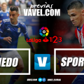Previa Real Oviedo - Real Sporting: a por el dominio astur | Fotomontaje: VAVEL