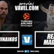 Previa Panathinaikos-Real Madrid: una revancha para seguir creyendo