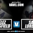 Previa Vélez Sarsfield - San Lorenzo: dos objetivos totalmente distintos