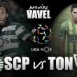Previa Sporting de Portugal - Tondela: retorno al partido que cambió una temporada