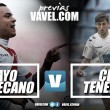 Previa Rayo Vallecano – CD Tenerife: solo vale ganar
