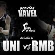 Unicaja Málaga - Real Madrid: Ensayo para la Copa