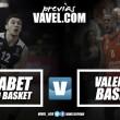 Previa RETAbet Bilbao - Valencia Basket: el regreso de Txus con sensaciones contradictorias