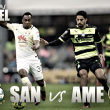 Previa Santos - América: El torneo cierra en la Laguna