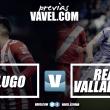 Previa CD Lugo - Real Valladolid: duelo clave para los play offs