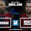 Previa Baskonia - Montakit Fuenlabrada: a cortar la racha de 8 victorias vascas