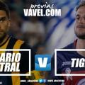 Previa Rosario Central - Tigre: sólo sirve ganar