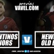 Previa Argentinos Juniors - Newell's Old Boys: en busca de los 3 puntos