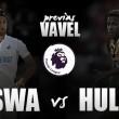 Swansea - Hull City: La necesidad por afianzarse en esta nueva temporada