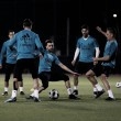 El Real Madrid ya prepara la final del sábado