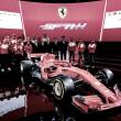 Ferrari presenta el SF71H, el coche con el que vencer a Mercedes