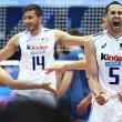 Volley maschile - L'Italia inizia bene il terzo weekend di World League, l'Argentina è battuta