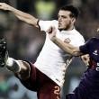 Roma 4-1 Fiorentina: festival romano y debacle viola