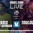 Jogo PSG x ToulouseAO VIVO pela Ligue 1 (0-0)