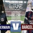 Paris Saint-Germain vs Barcelona Live Result and UCL Scores 2015