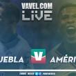 Resultado y goles del Puebla 2-3 América en Liga MX 2018