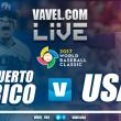 Score United States vs Puerto Rico in 2017 WBC Final (8-0)