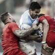 Rugby Championship 2017: los Pumas siguen sin encontrar la victoria