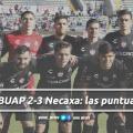 Lobos BUAP 2-3 Necaxa: puntuaciones de Necaxa en la jornada 3 de la Liga MX CL19