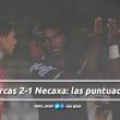 Monarcas 2-1 Necaxa: puntuaciones de Necaxa en la jornada 4 de la Liga MX Apertura 2018