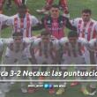 Toluca 3-2 Necaxa: puntuaciones de Necaxa en la jornada 10 de la Liga MX Apertura 2018