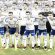 Real Zaragoza - SD Huesca: puntuaciones del Real Zaragoza, jornada 3