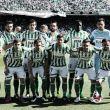 Real Betis - Real Valladolid, puntuaciones del Real Betis, jornada 28