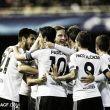 Valencia CF - KAA Gent: puntuaciones del Valencia, jornada 3 de la UEFA Champions League