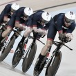 Rio 2016: Team GB win dramatic gold in Men's Team Pursuit over Australia