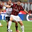 Milan, per Montolivo lesione ai flessori della gamba destra