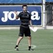 """Quique Sánchez Flores: """"Estoy satisfecho del trabajo de mis jugadores, me gusta la actitud"""""""
