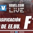 Clasificación del GP de Estados Unidos 2017 EN VIVO y en directo online