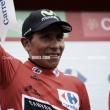 """Nairo Quintana: """"Ya tengo el margen que necesitaba para la contrarreloj"""""""