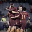 La Roma domina tras un aviso prematuro
