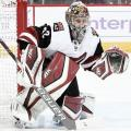 Starting goalie Antti Raanta may be lost for the season after surgery.   (Photo: nhl.com)