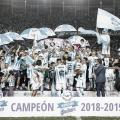 Racing Club campeón. FOTO: infobae