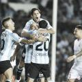 Racing vence a Huracán y ratifica su liderato en la Superliga
