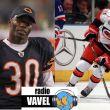 VAVEL Sports Talk LIVE: Interviewing Carolina Hurricanes Zach Boychuck & NFL CB D.J. Moore