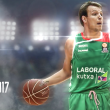 Rafa Luz, nuevo base para Baskonia
