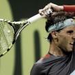 Djokovic y Nadal abreFfffn el 2016 en Doha