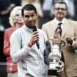 """Rafael Nadal: """"He regresado a la pista con las ideas mucho más claras"""""""