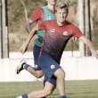 Rafael Pereira volta a treinar e Givanildo praticamente define Náutico contra Vasco